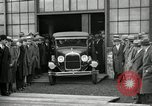 Image of Ford Model A car Detroit Michigan USA, 1927, second 21 stock footage video 65675032012