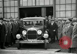 Image of Ford Model A car Detroit Michigan USA, 1927, second 24 stock footage video 65675032012