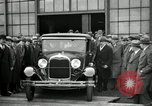 Image of Ford Model A car Detroit Michigan USA, 1927, second 25 stock footage video 65675032012