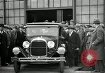 Image of Ford Model A car Detroit Michigan USA, 1927, second 26 stock footage video 65675032012
