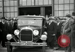 Image of Ford Model A car Detroit Michigan USA, 1927, second 27 stock footage video 65675032012