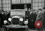 Image of Ford Model A car Detroit Michigan USA, 1927, second 29 stock footage video 65675032012