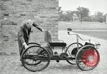 Image of quadricycle Detroit Michigan USA, 1927, second 21 stock footage video 65675032013