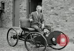 Image of quadricycle Detroit Michigan USA, 1927, second 34 stock footage video 65675032013