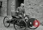 Image of quadricycle Detroit Michigan USA, 1927, second 35 stock footage video 65675032013