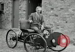 Image of quadricycle Detroit Michigan USA, 1927, second 36 stock footage video 65675032013