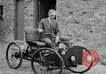 Image of quadricycle Detroit Michigan USA, 1927, second 38 stock footage video 65675032013