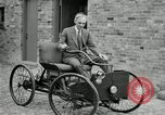 Image of quadricycle Detroit Michigan USA, 1927, second 41 stock footage video 65675032013
