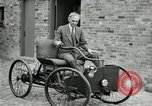Image of quadricycle Detroit Michigan USA, 1927, second 43 stock footage video 65675032013