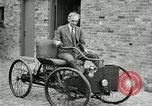 Image of quadricycle Detroit Michigan USA, 1927, second 45 stock footage video 65675032013