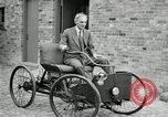 Image of quadricycle Detroit Michigan USA, 1927, second 46 stock footage video 65675032013