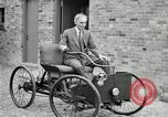 Image of quadricycle Detroit Michigan USA, 1927, second 48 stock footage video 65675032013