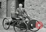 Image of quadricycle Detroit Michigan USA, 1927, second 49 stock footage video 65675032013