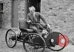 Image of quadricycle Detroit Michigan USA, 1927, second 51 stock footage video 65675032013