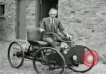 Image of quadricycle Detroit Michigan USA, 1927, second 52 stock footage video 65675032013