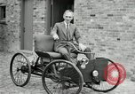 Image of quadricycle Detroit Michigan USA, 1927, second 53 stock footage video 65675032013