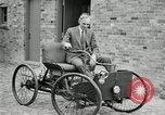 Image of quadricycle Detroit Michigan USA, 1927, second 54 stock footage video 65675032013