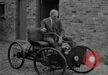 Image of quadricycle Detroit Michigan USA, 1927, second 55 stock footage video 65675032013