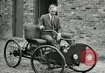 Image of quadricycle Detroit Michigan USA, 1927, second 62 stock footage video 65675032013