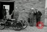 Image of quadricycle Detroit Michigan USA, 1927, second 2 stock footage video 65675032015