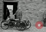 Image of quadricycle Detroit Michigan USA, 1927, second 4 stock footage video 65675032015