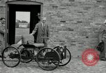 Image of quadricycle Detroit Michigan USA, 1927, second 5 stock footage video 65675032015