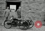 Image of quadricycle Detroit Michigan USA, 1927, second 6 stock footage video 65675032015