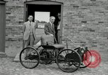 Image of quadricycle Detroit Michigan USA, 1927, second 7 stock footage video 65675032015