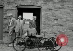 Image of quadricycle Detroit Michigan USA, 1927, second 15 stock footage video 65675032015