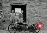 Image of quadricycle Detroit Michigan USA, 1927, second 16 stock footage video 65675032015