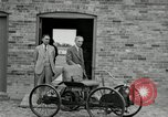 Image of quadricycle Detroit Michigan USA, 1927, second 18 stock footage video 65675032015