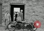 Image of quadricycle Detroit Michigan USA, 1927, second 20 stock footage video 65675032015