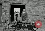 Image of quadricycle Detroit Michigan USA, 1927, second 21 stock footage video 65675032015