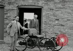 Image of quadricycle Detroit Michigan USA, 1927, second 22 stock footage video 65675032015