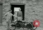 Image of quadricycle Detroit Michigan USA, 1927, second 24 stock footage video 65675032015