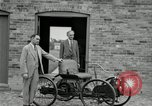 Image of quadricycle Detroit Michigan USA, 1927, second 26 stock footage video 65675032015