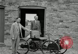 Image of quadricycle Detroit Michigan USA, 1927, second 27 stock footage video 65675032015