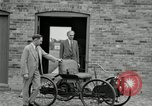 Image of quadricycle Detroit Michigan USA, 1927, second 28 stock footage video 65675032015