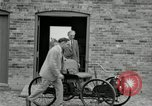 Image of quadricycle Detroit Michigan USA, 1927, second 29 stock footage video 65675032015