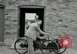 Image of quadricycle Detroit Michigan USA, 1927, second 30 stock footage video 65675032015