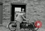 Image of quadricycle Detroit Michigan USA, 1927, second 31 stock footage video 65675032015
