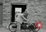 Image of quadricycle Detroit Michigan USA, 1927, second 32 stock footage video 65675032015