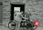 Image of quadricycle Detroit Michigan USA, 1927, second 33 stock footage video 65675032015