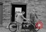 Image of quadricycle Detroit Michigan USA, 1927, second 34 stock footage video 65675032015