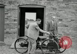 Image of quadricycle Detroit Michigan USA, 1927, second 35 stock footage video 65675032015