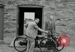 Image of quadricycle Detroit Michigan USA, 1927, second 37 stock footage video 65675032015