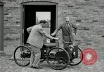 Image of quadricycle Detroit Michigan USA, 1927, second 38 stock footage video 65675032015