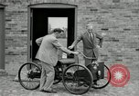 Image of quadricycle Detroit Michigan USA, 1927, second 39 stock footage video 65675032015