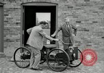 Image of quadricycle Detroit Michigan USA, 1927, second 40 stock footage video 65675032015