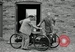 Image of quadricycle Detroit Michigan USA, 1927, second 41 stock footage video 65675032015
